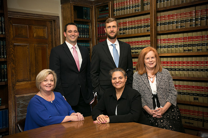 The lawyers and staff at Hendrick & Henry Law in Atlanta Georgia